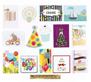 hallmark greeting cards gift guide virtual assistant