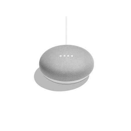 Google Home Mini Chalk Gift Virtual Assistant