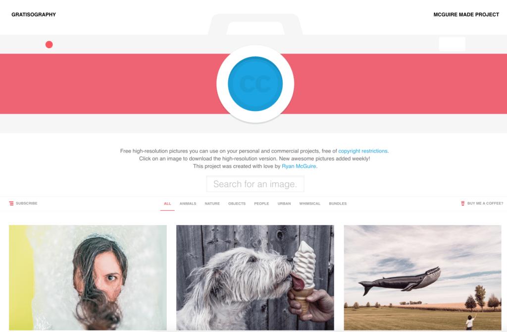 gratisography free stock photos