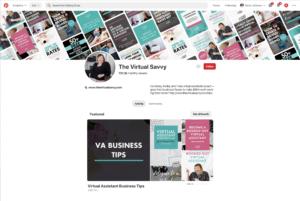 Pinterest Management for Virtual Assistants