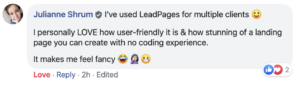 Leadpages for Virtual Assistants