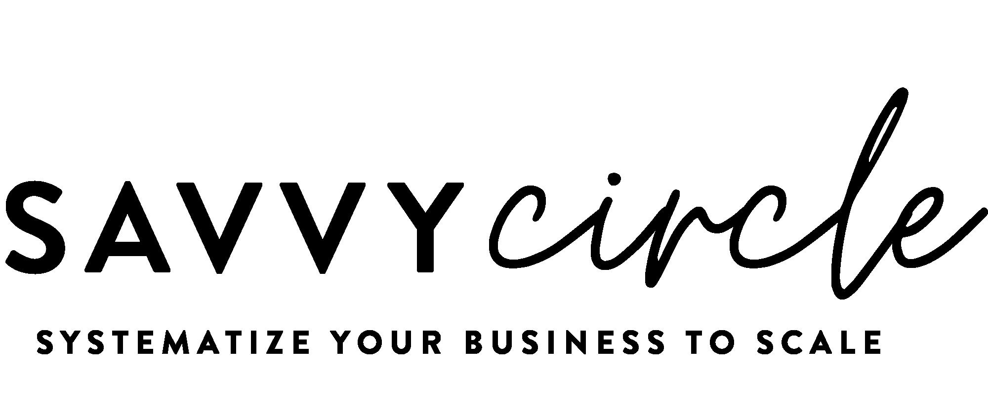 SavvyCircle_Logo 61